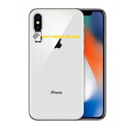 Iphone X trắng 256GB