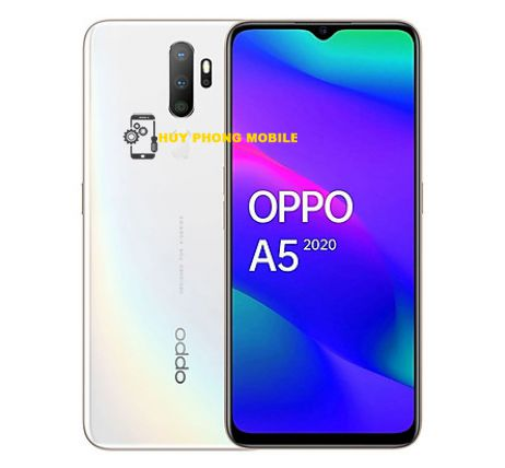 Oppo A5 trắng